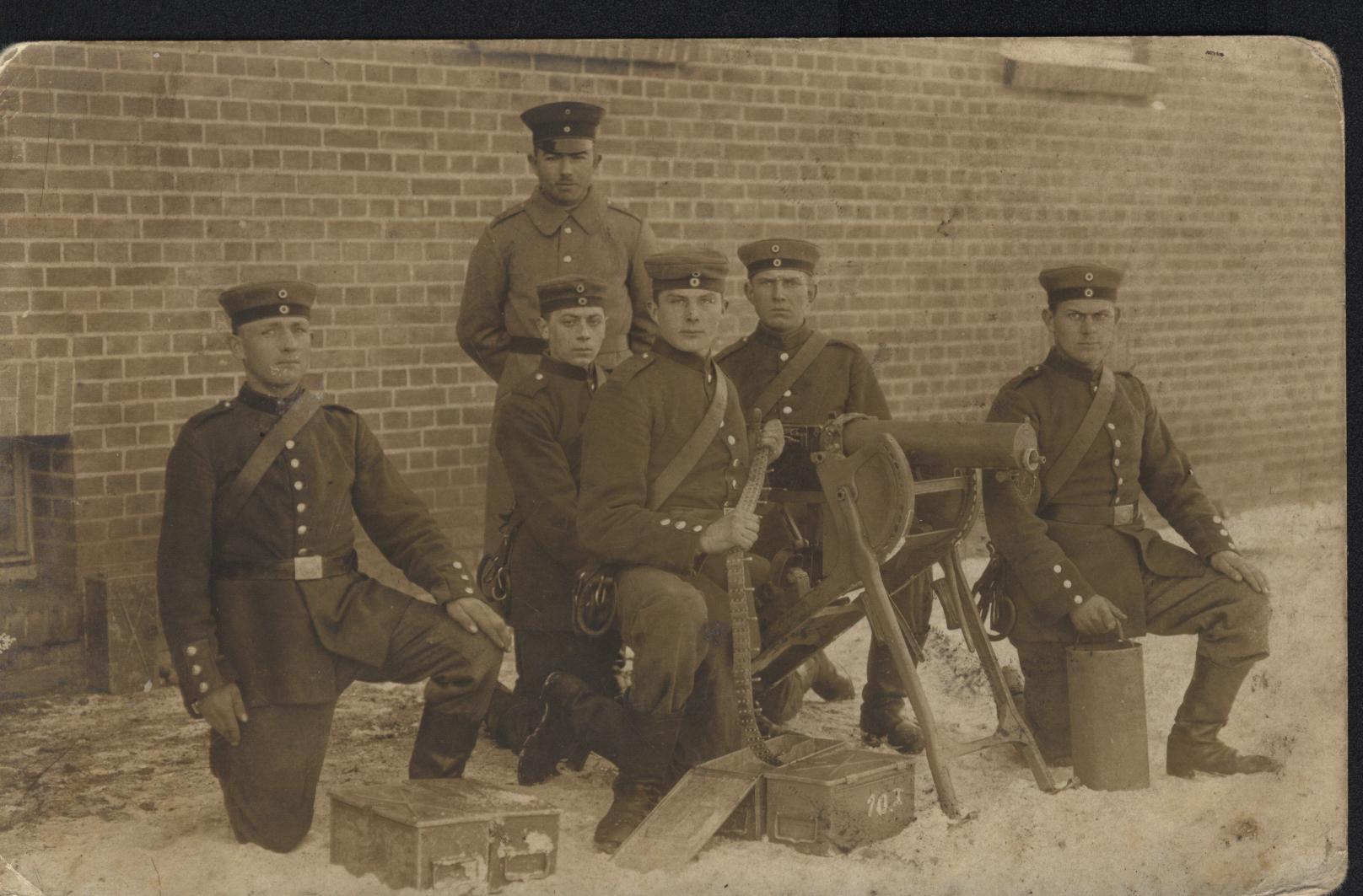 jan dereszwski grudziądz 1918
