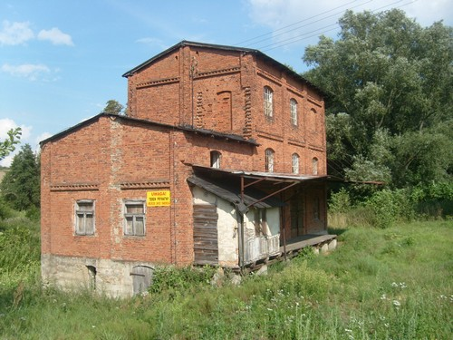 mlyn w Ruże Dereszewskiego