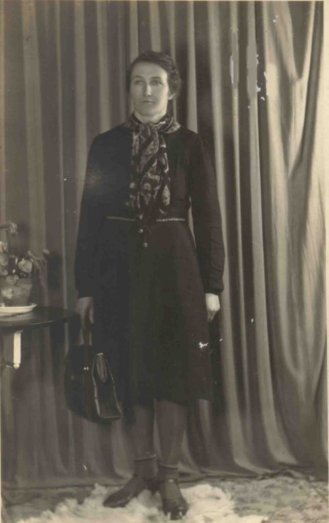 Władysława Stefańska  siostra Józefa Stefanskiego